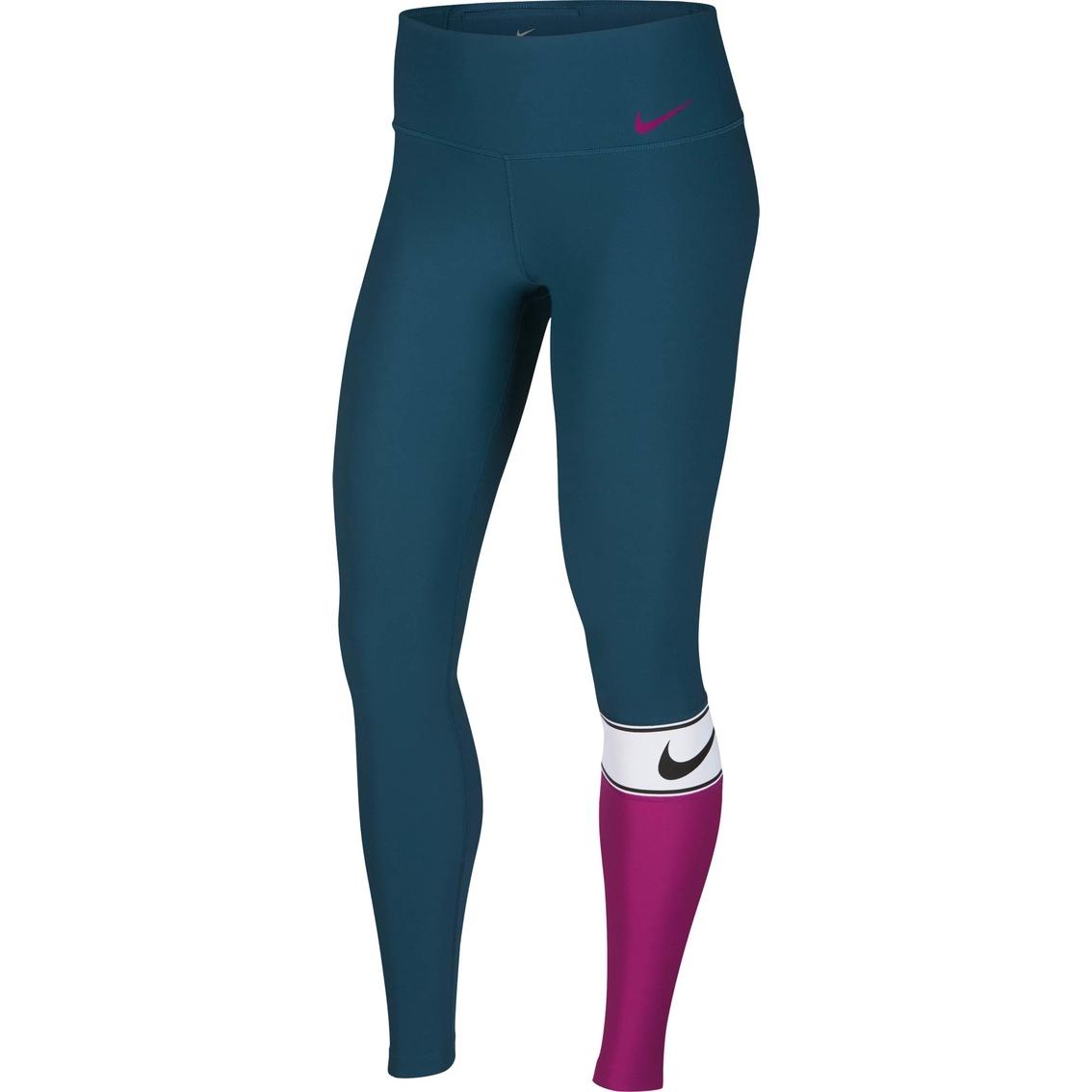 72579a561fc8c Nike Power Colorblock Training Tights   Pants & Capris   Apparel ...