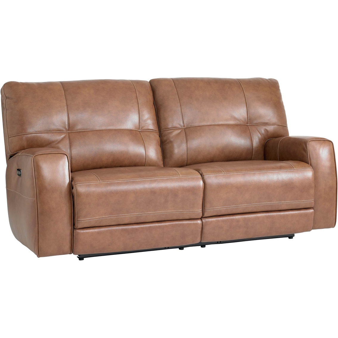 Bassett Conway Power Reclining Sofa