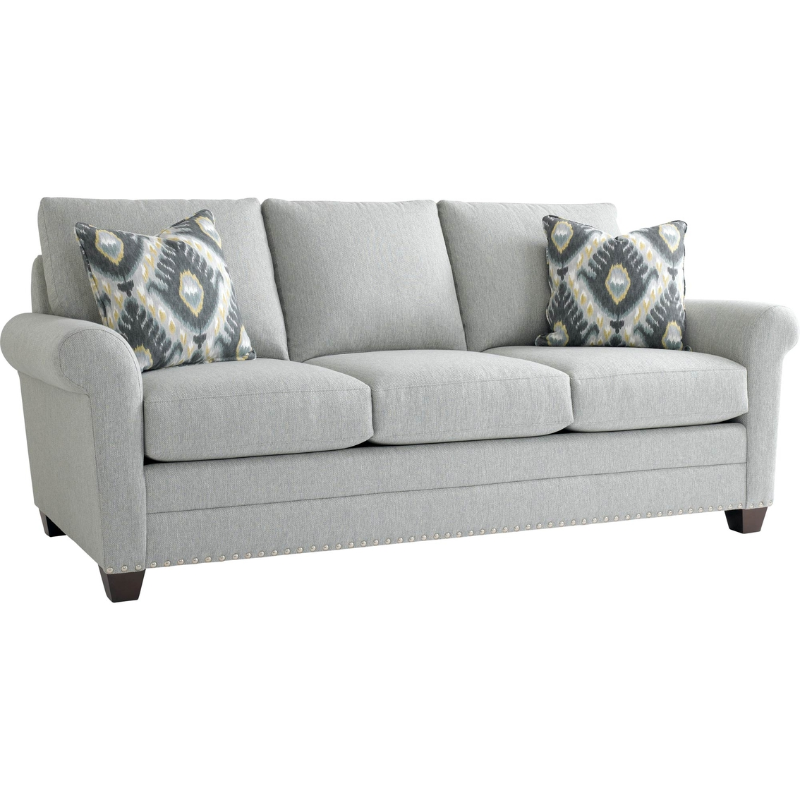 Bassett Anderson Queen Sofa Sleeper Sofas Couches Home