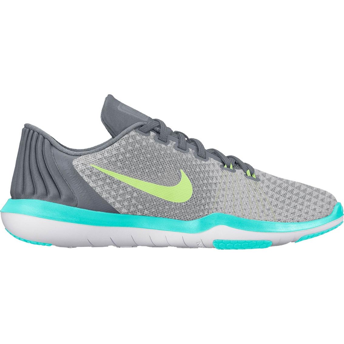6e0f2b9d82baa Nike Womens Flex Supreme Tr 5 Training Shoes