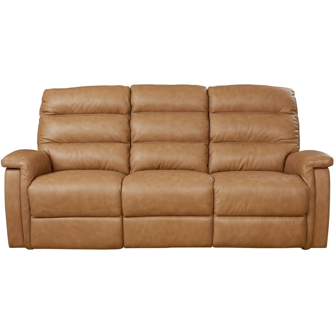 Bassett Regency Power Sofa
