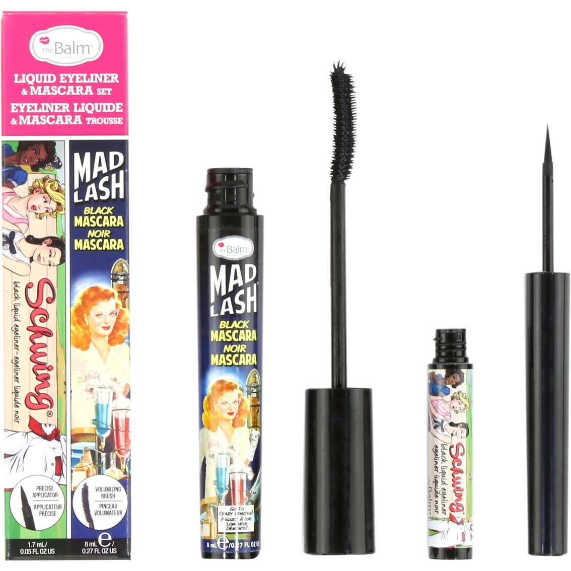 e191bef72d0 Thebalm Mad Lash And Schwing Duo Kit | Eyeliner | Beauty & Health ...