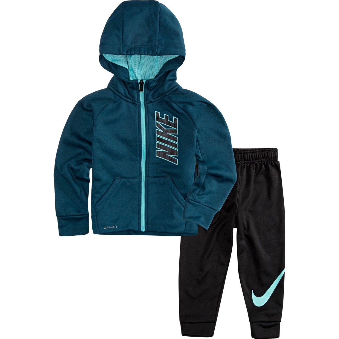 6954a33ae Nike Infant Boys 2 Pc. Therma Hoodie And Jogger Pants Set | Baby Boy ...