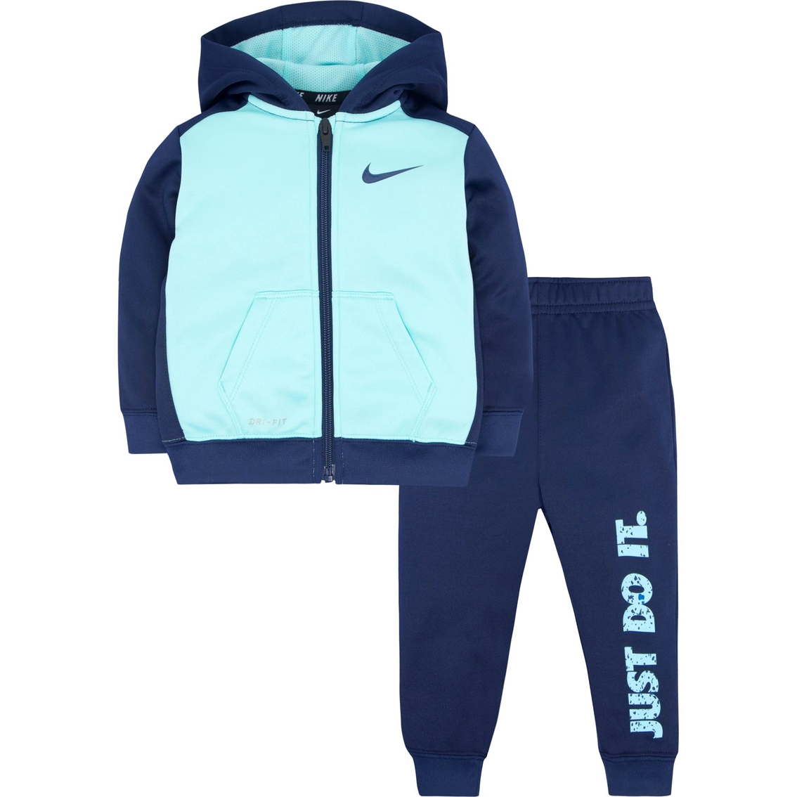 c0bcce38b07a Nike Infant Boys 2 Pc. Therma Hoodie And Pants Set