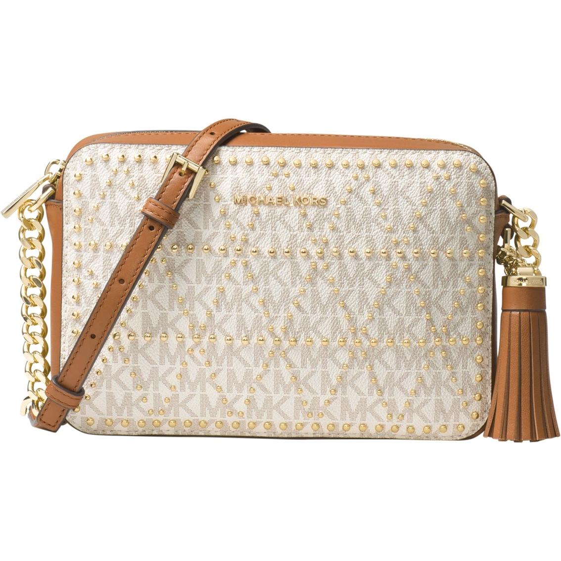 2980ffee086e Michael Kors Ginny Medium Camera Bag
