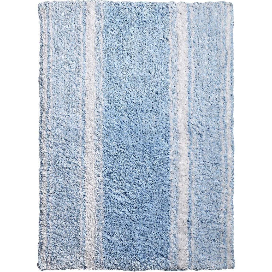 Martha stewart collection cotton reversible 20 x 32 bath rug bath rugs home appliances Martha stewart bathroom collection