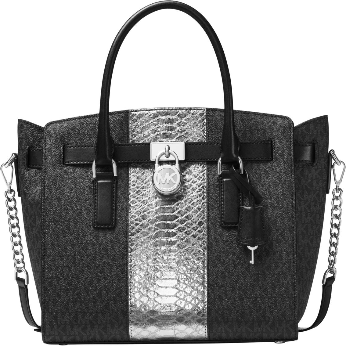 ef0dfb9b953f Michael Kors Hamilton Large East West Satchel | Handbags | Shop The ...