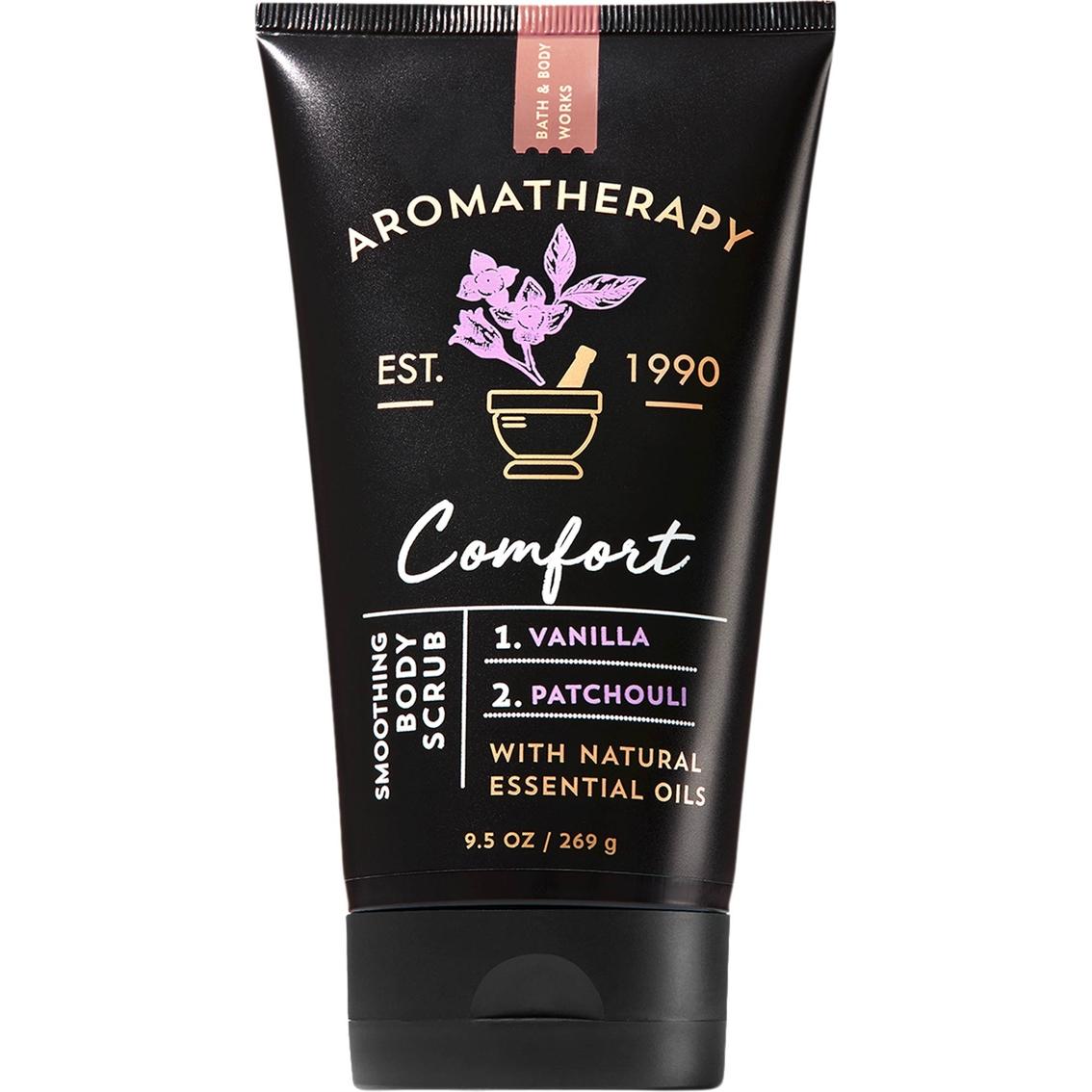 Bath Amp Body Works Aromatherapy Comfort Vanilla Amp Patchouli
