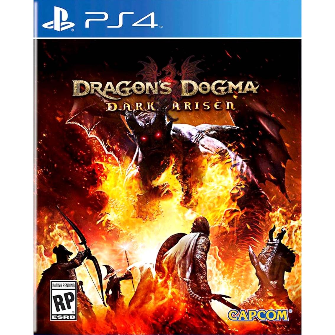Dragon's Dogma: Dark Arisen (ps4) | Ps4 Games | Electronics | Shop