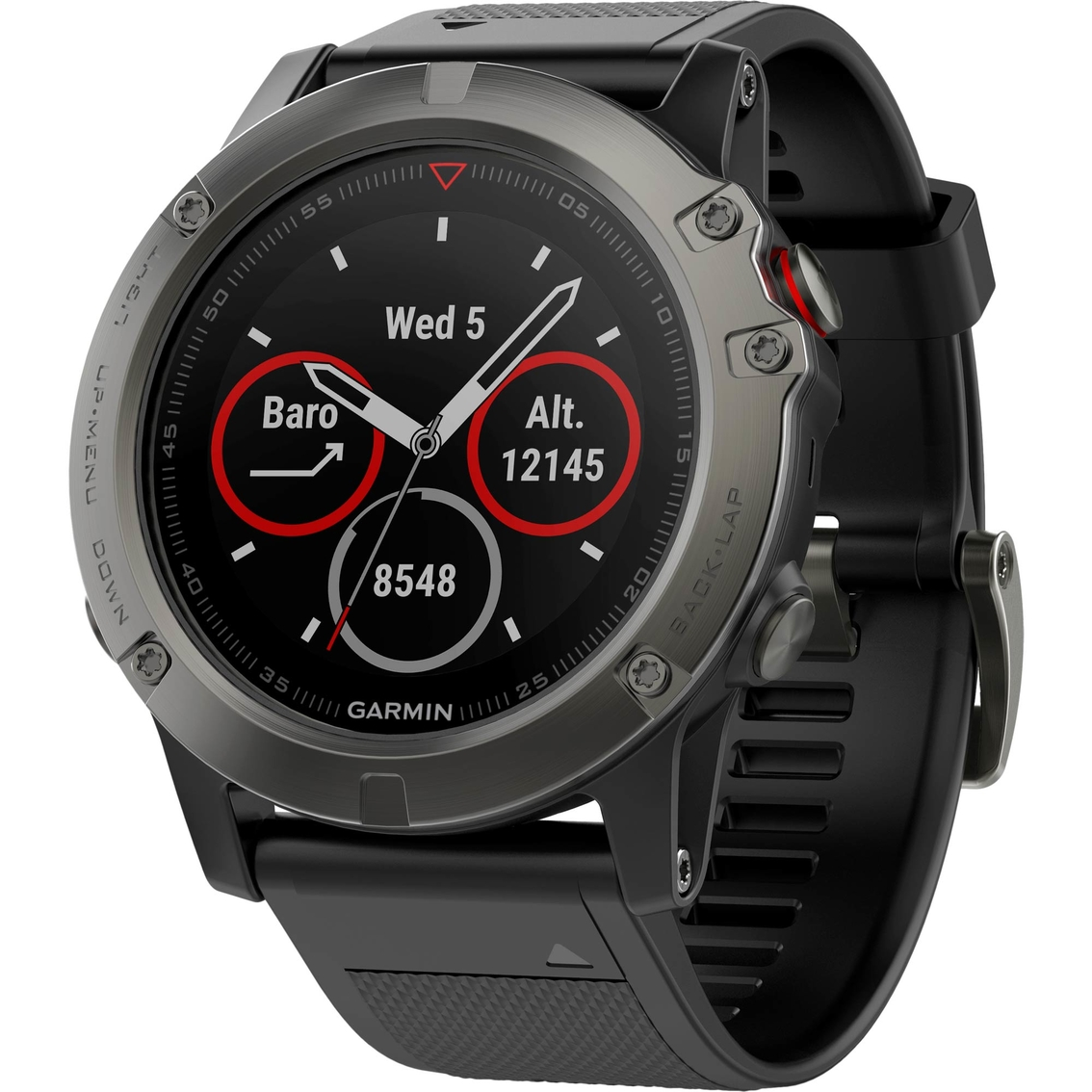 Garmin Fenix 5x Sapphire Multisport Training Watch