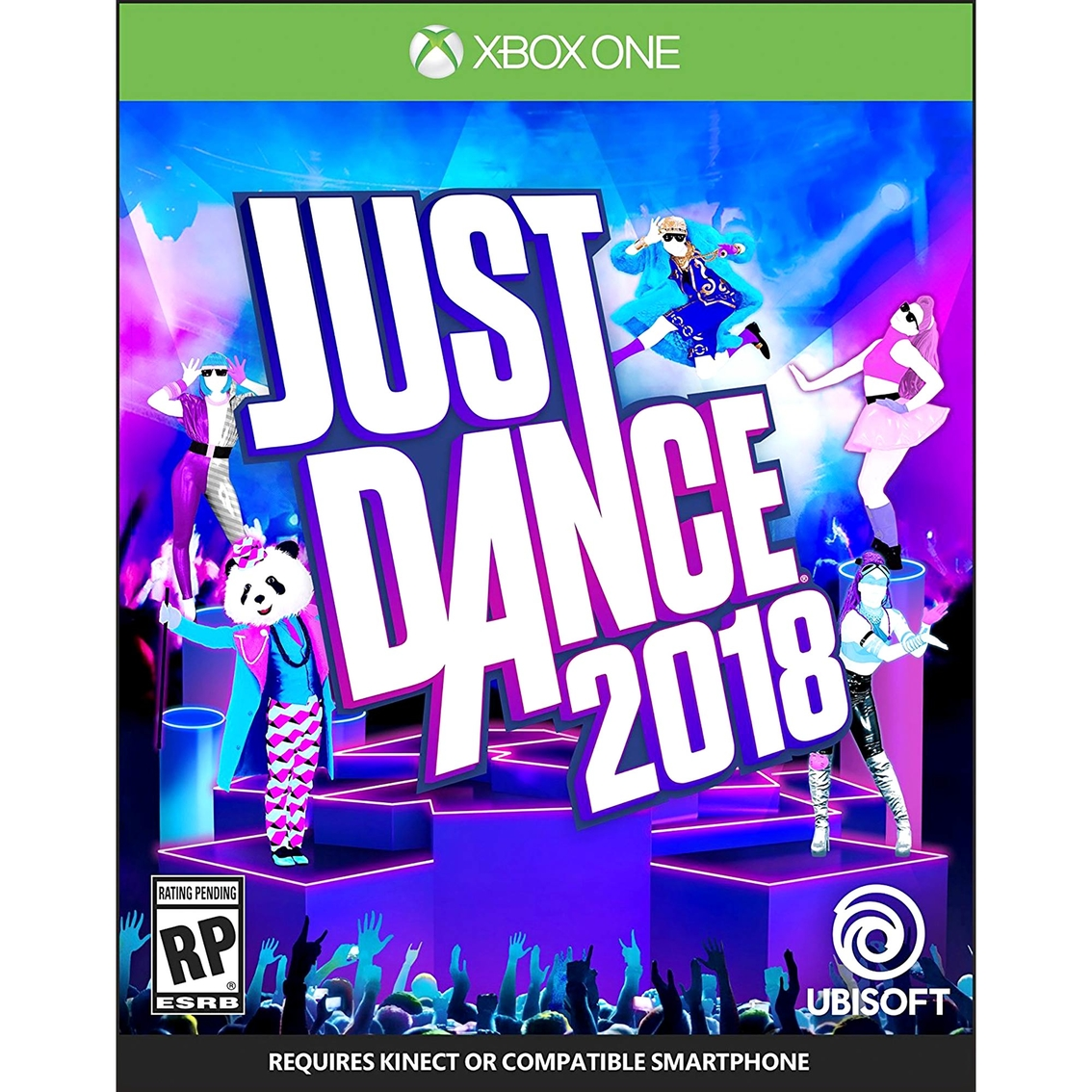 Xbox 1 Games 2018 : Just dance xbox one games electronics