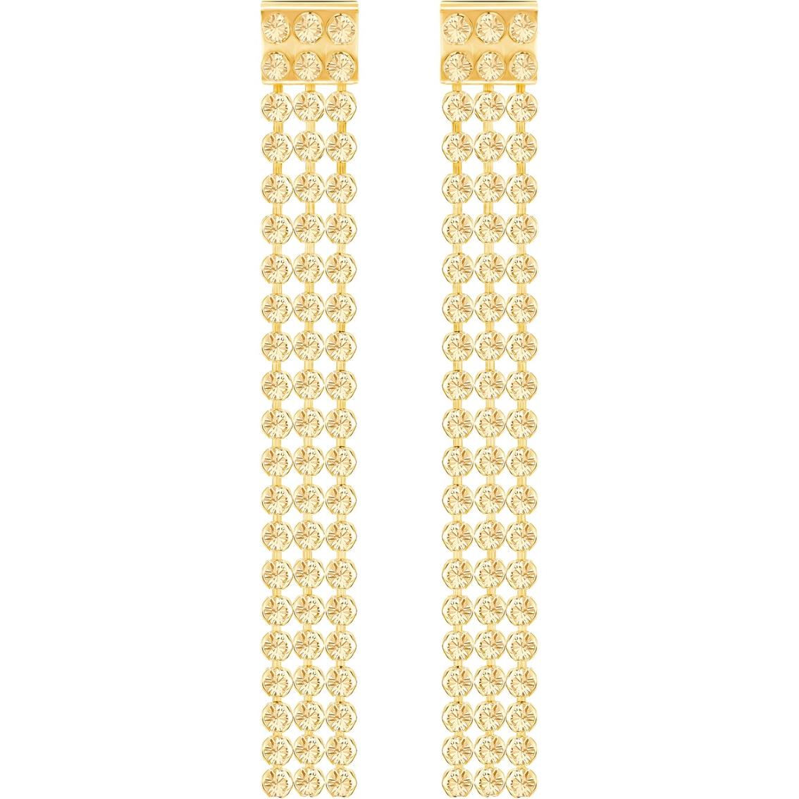 Swarovski Fit Refresh Long Pierced Earrings