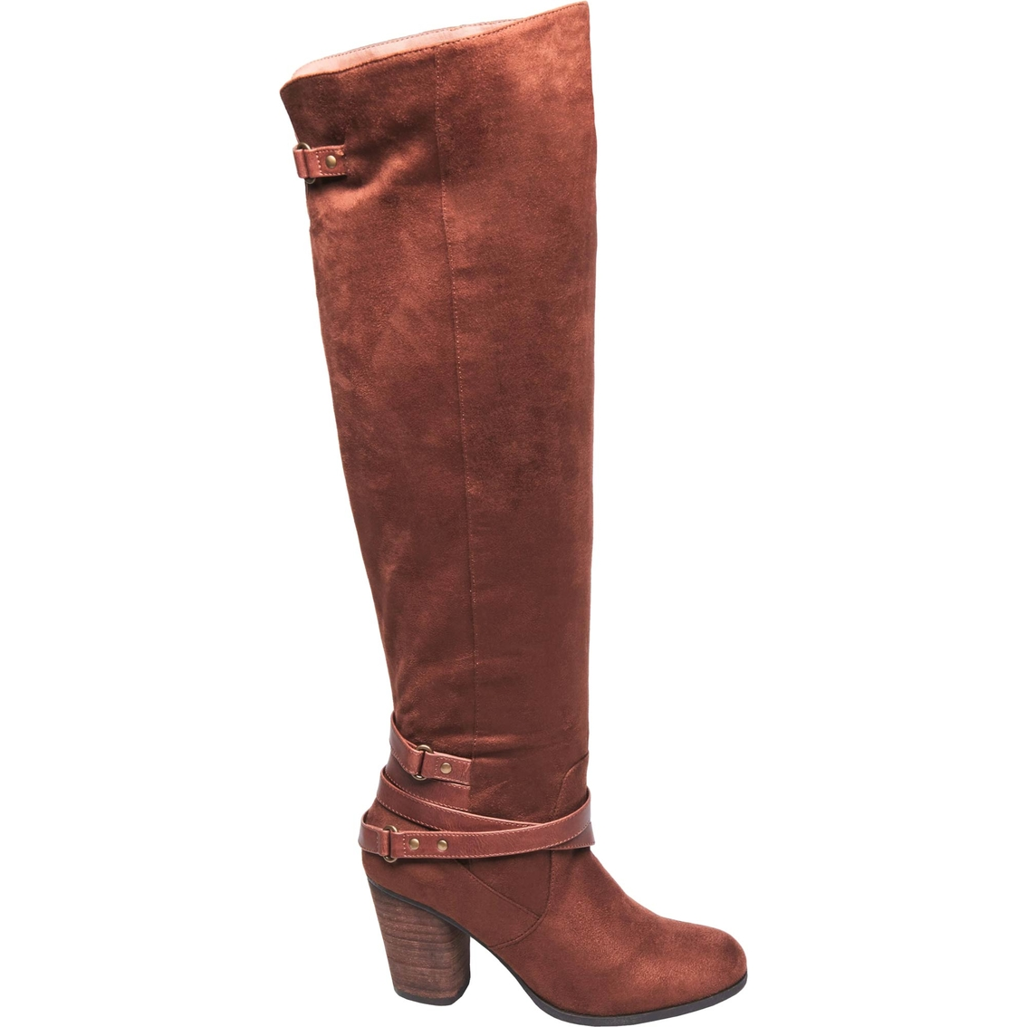 Madden Girl Dutchy Over Knee Boots