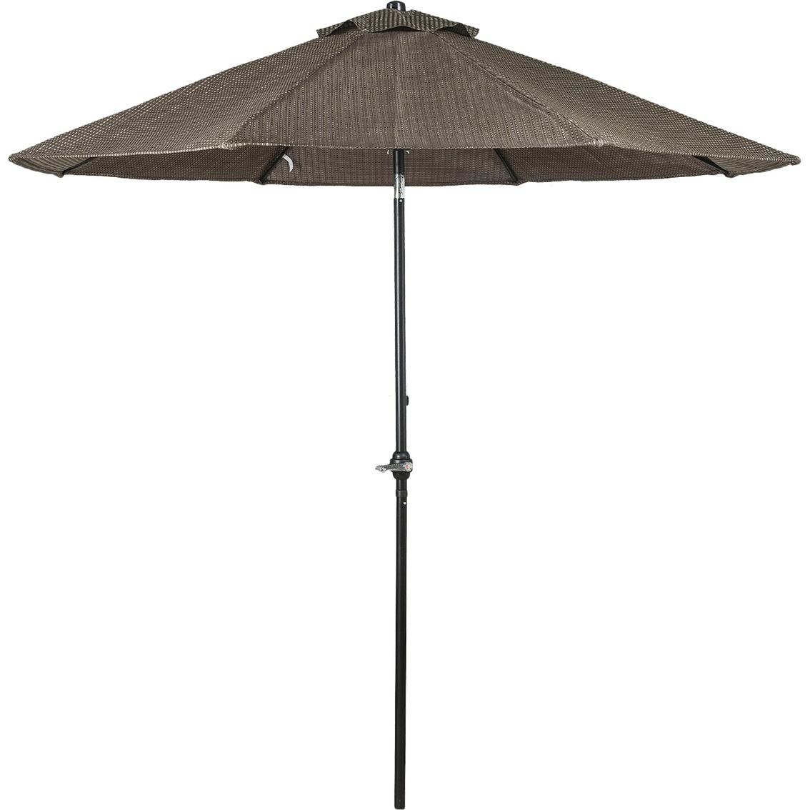 Courtyard Creations Sandpiper 8 Ft Sling Market Umbrella