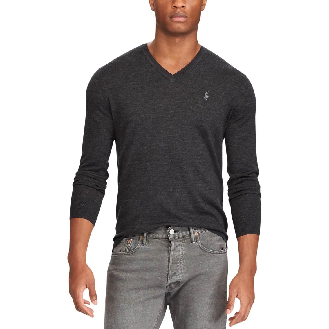 c7fa85a4 Polo Ralph Lauren Washable Merino Wool Sweater | Polo Ralph Lauren ...