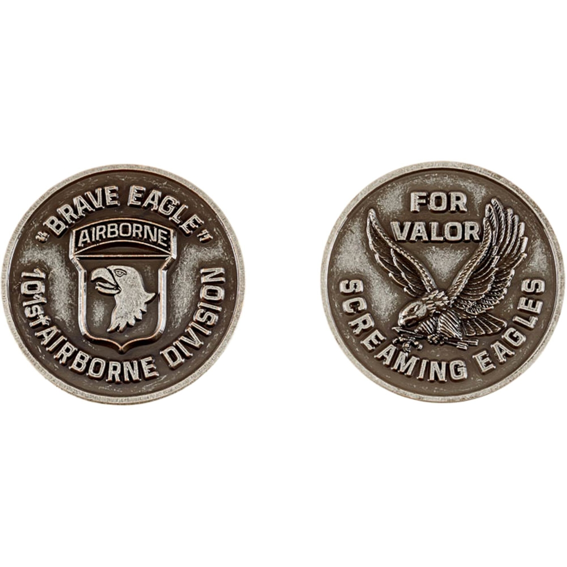 Challenge Coin 101st Original Coin | Coins & Cases | Gifts
