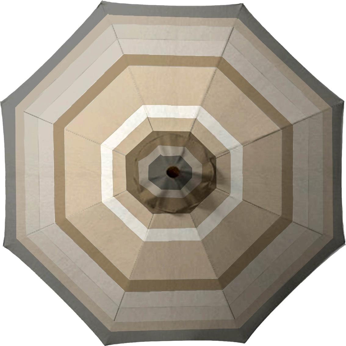 Bond Manufacturing 10 Ft Offset Umbrella Table