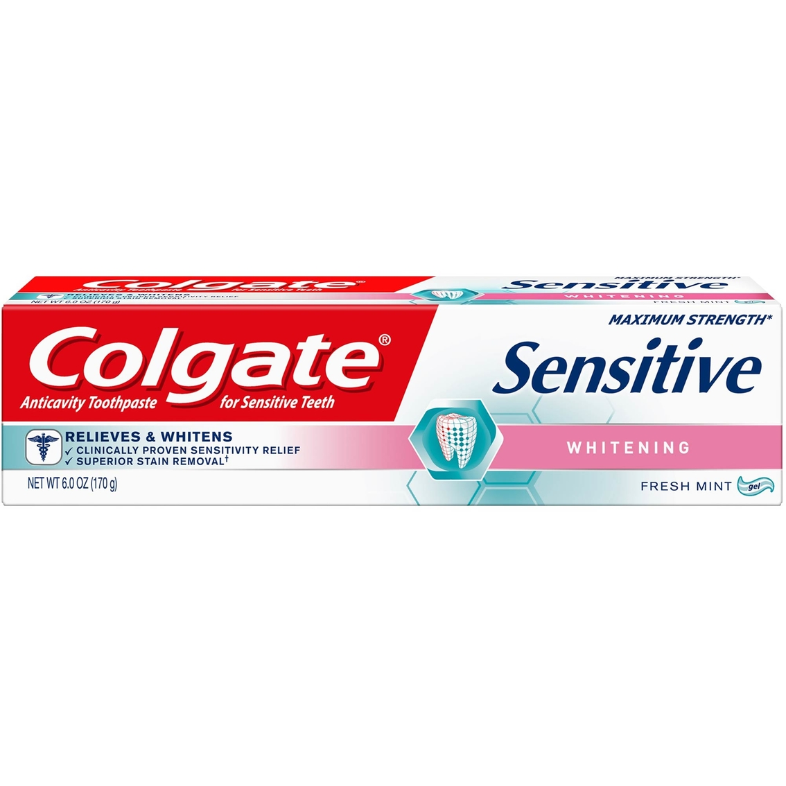 Colgate Sensitive Whitening Toothpaste Tooth Paste Beauty