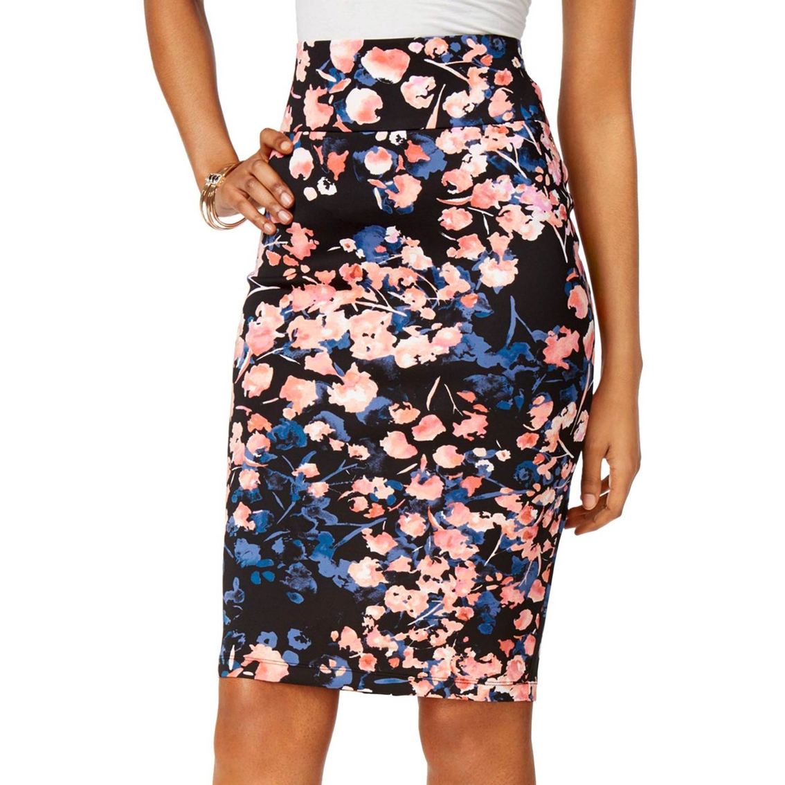 be1e27bab4 Thalia Sodi Printed Scuba Pencil Skirt | Skirts | Apparel | Shop The ...