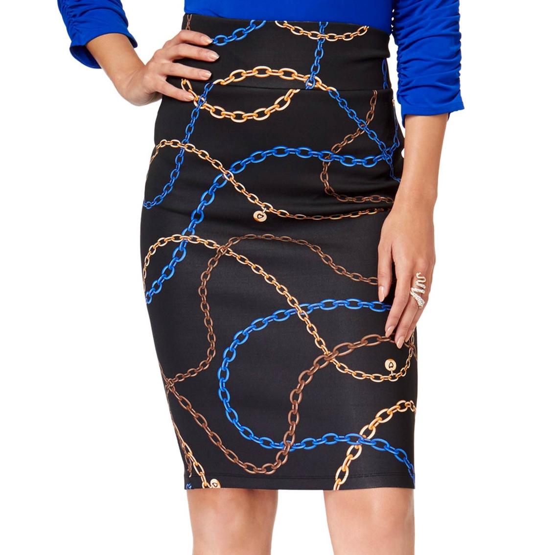 2ec9f8069 Thalia Sodi Printed Scuba Pencil Skirt | Skirts | Apparel | Shop The ...