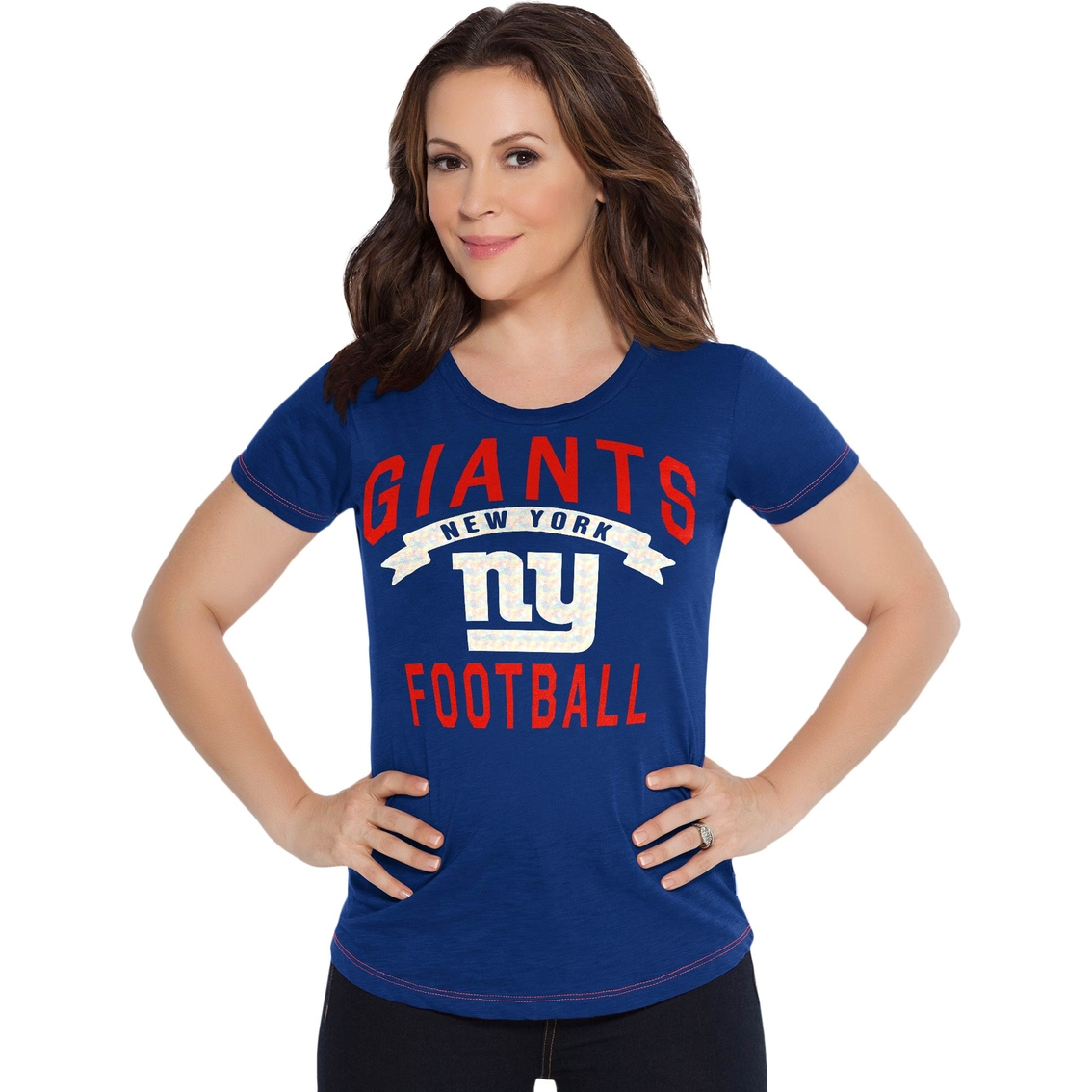 female giants jersey