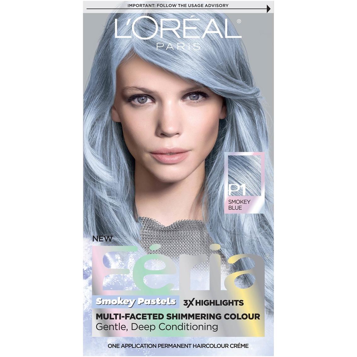 Loreal Feria Pastels Hair Color Hair Treatments Beauty Health