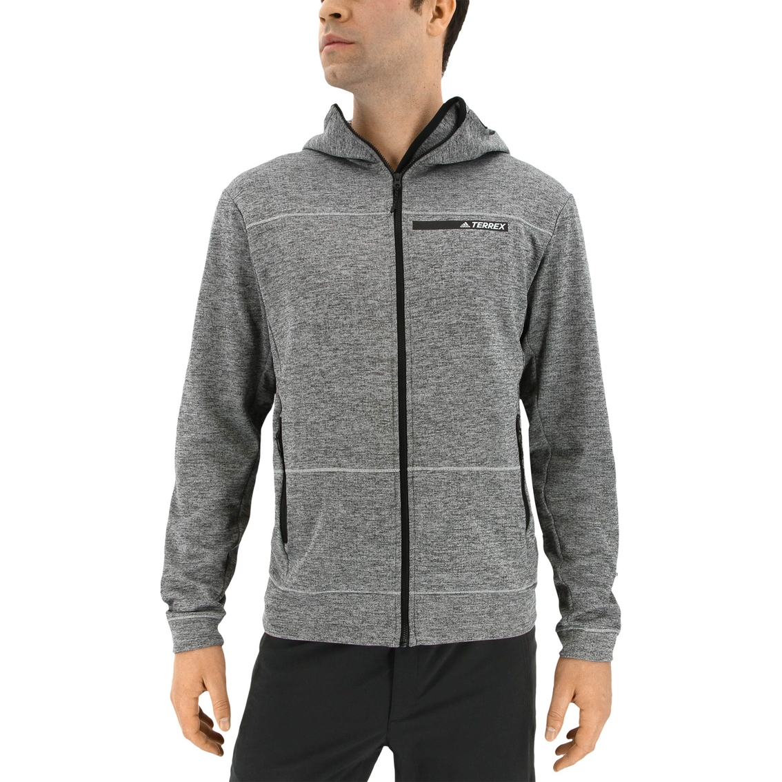 64f66641923a Adidas Outdoor Terrex Climb The City Hoodie