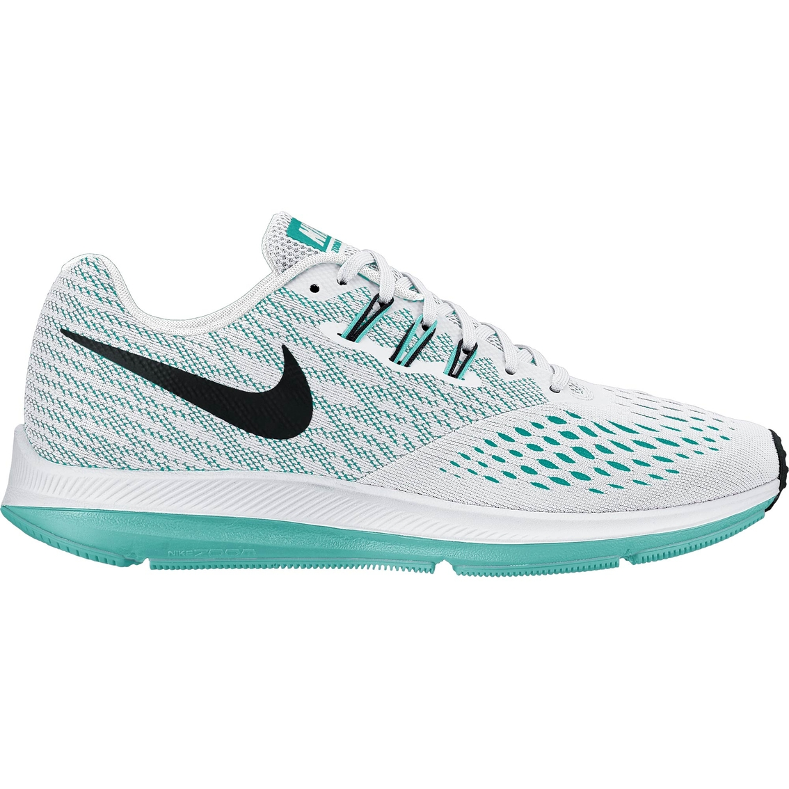 official photos a344b 7ba41 Nike Women's Air Zoom Winflo 4 Running Shoes | Running ...