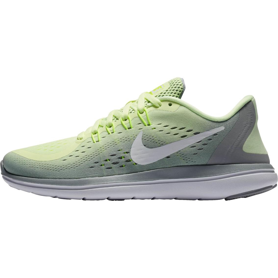 Nike Flex RN 2017 Women's Running Shoes | Gray nike shoes