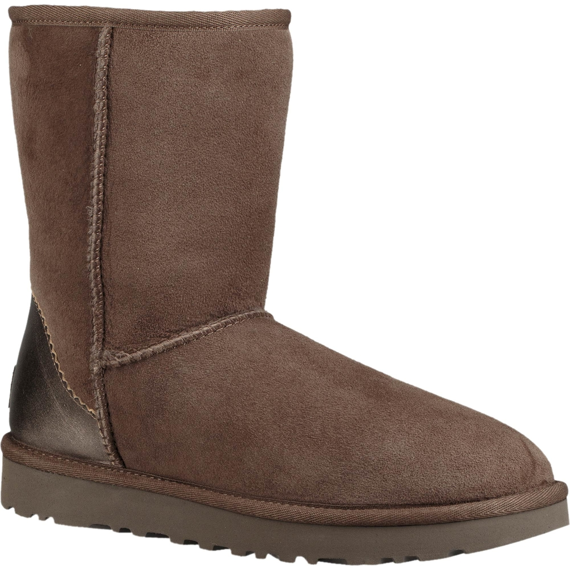 ugg boots Classic short metall
