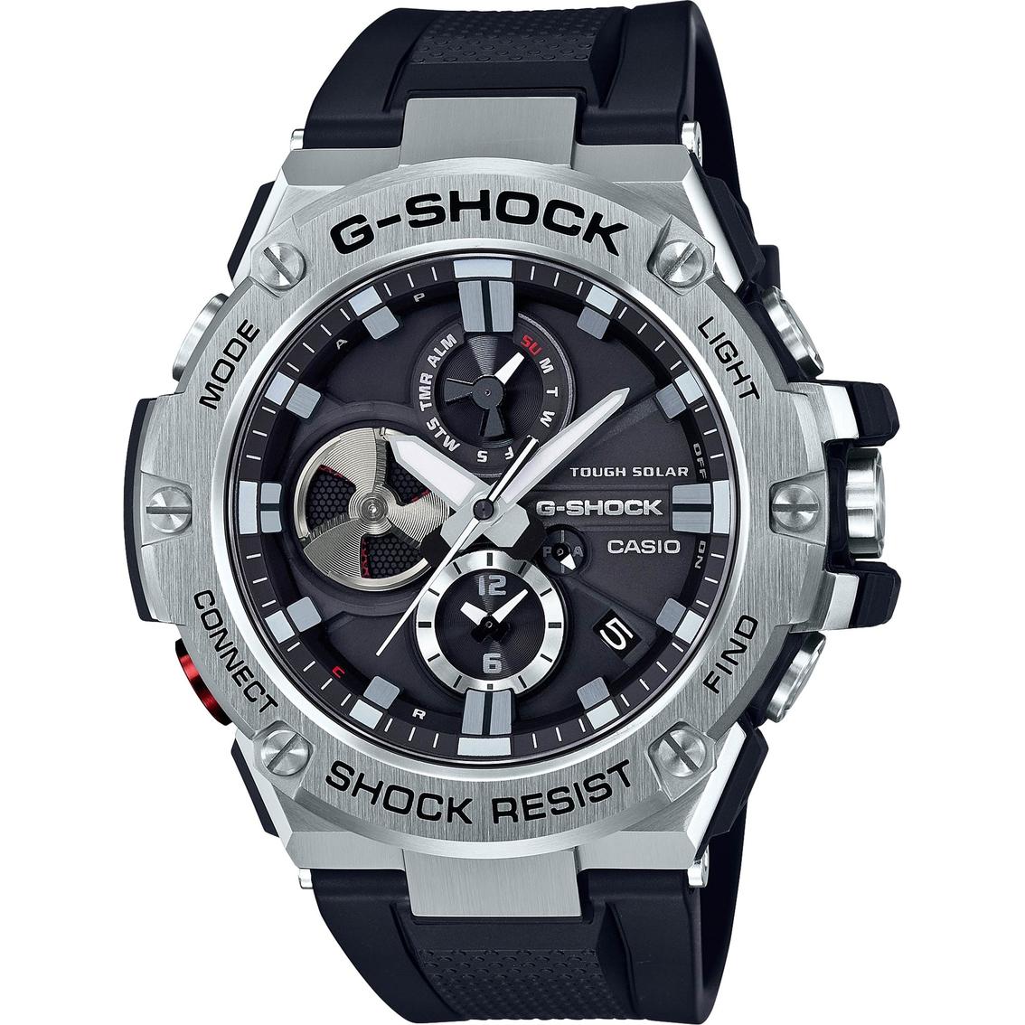 Casio Men S G Shock 200m Tough Sport Watch Gstb100 1acr
