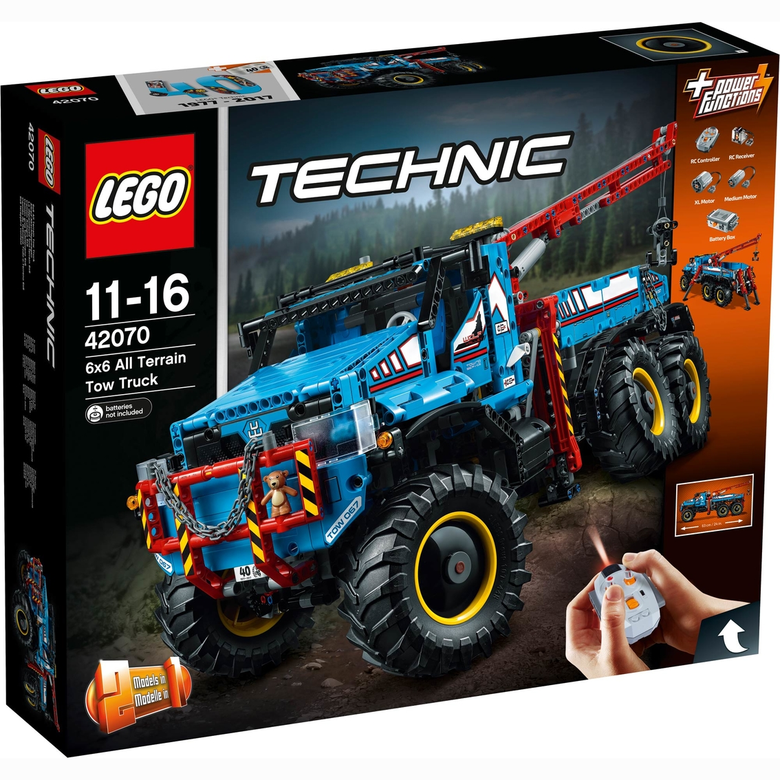 Lego technic modelle 2020