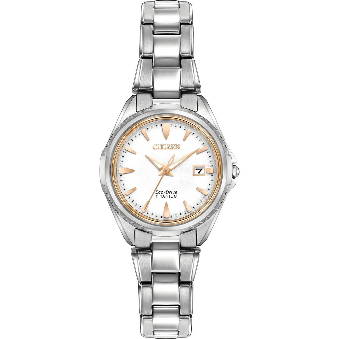 Citizen women 39 s super titanium watch ew2410 54a watches clearance shop the exchange for Watches clearance