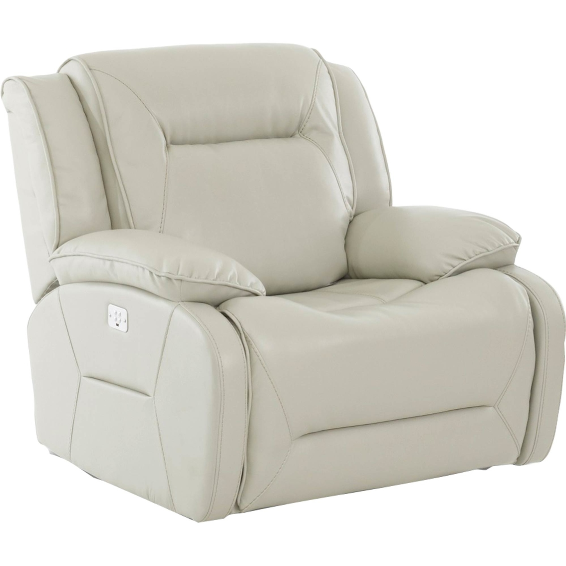 Klaussner Dansby Power Reclining Chair With Power Headrest