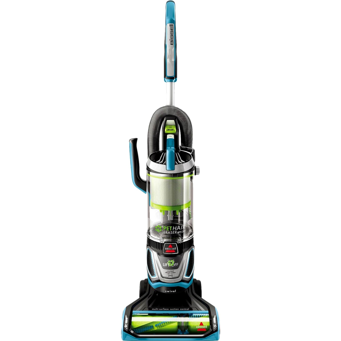 Bissell Pet Hair Eraser Lift Off Upright Vacuum