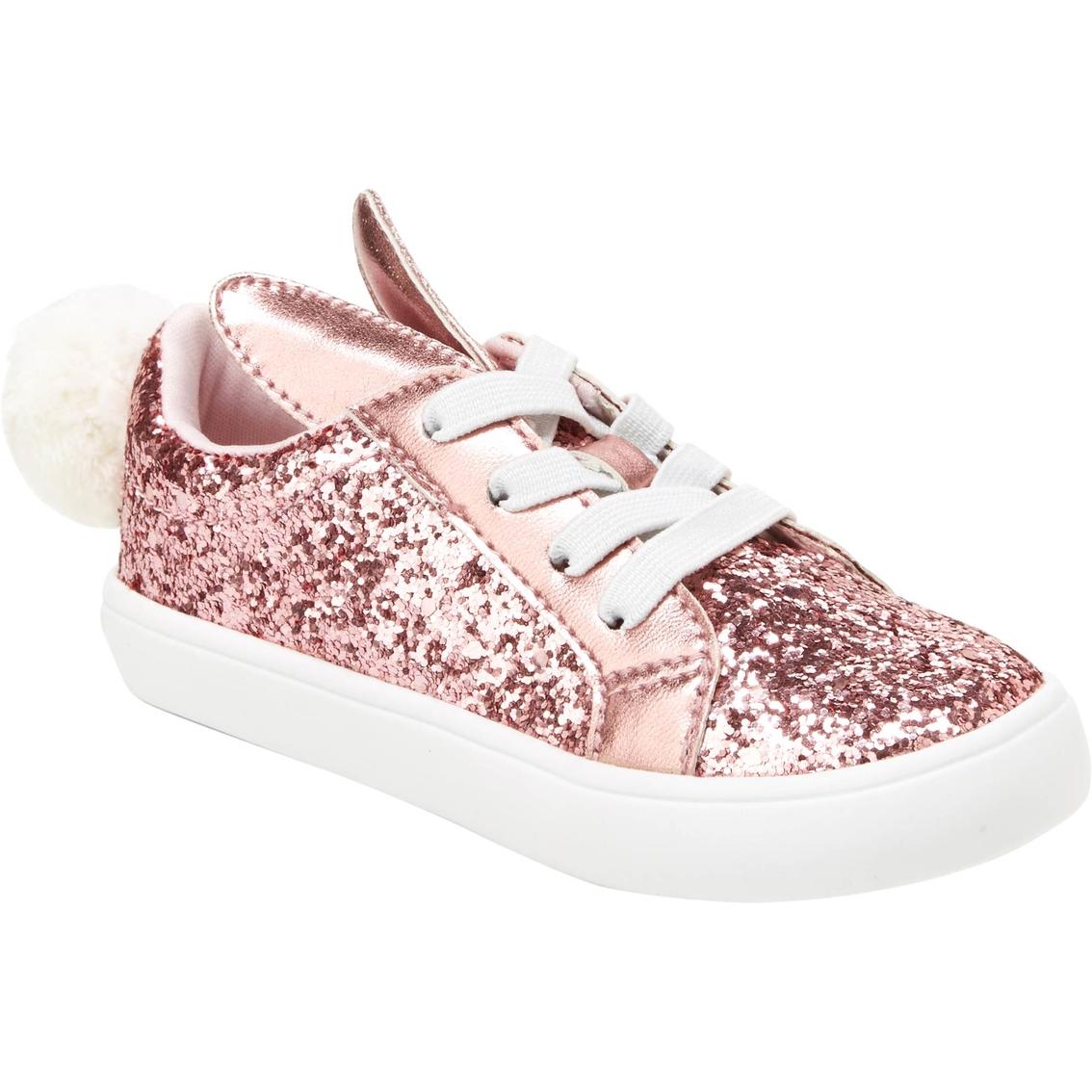 Carter's Toddler Girls Bunny Sneakers