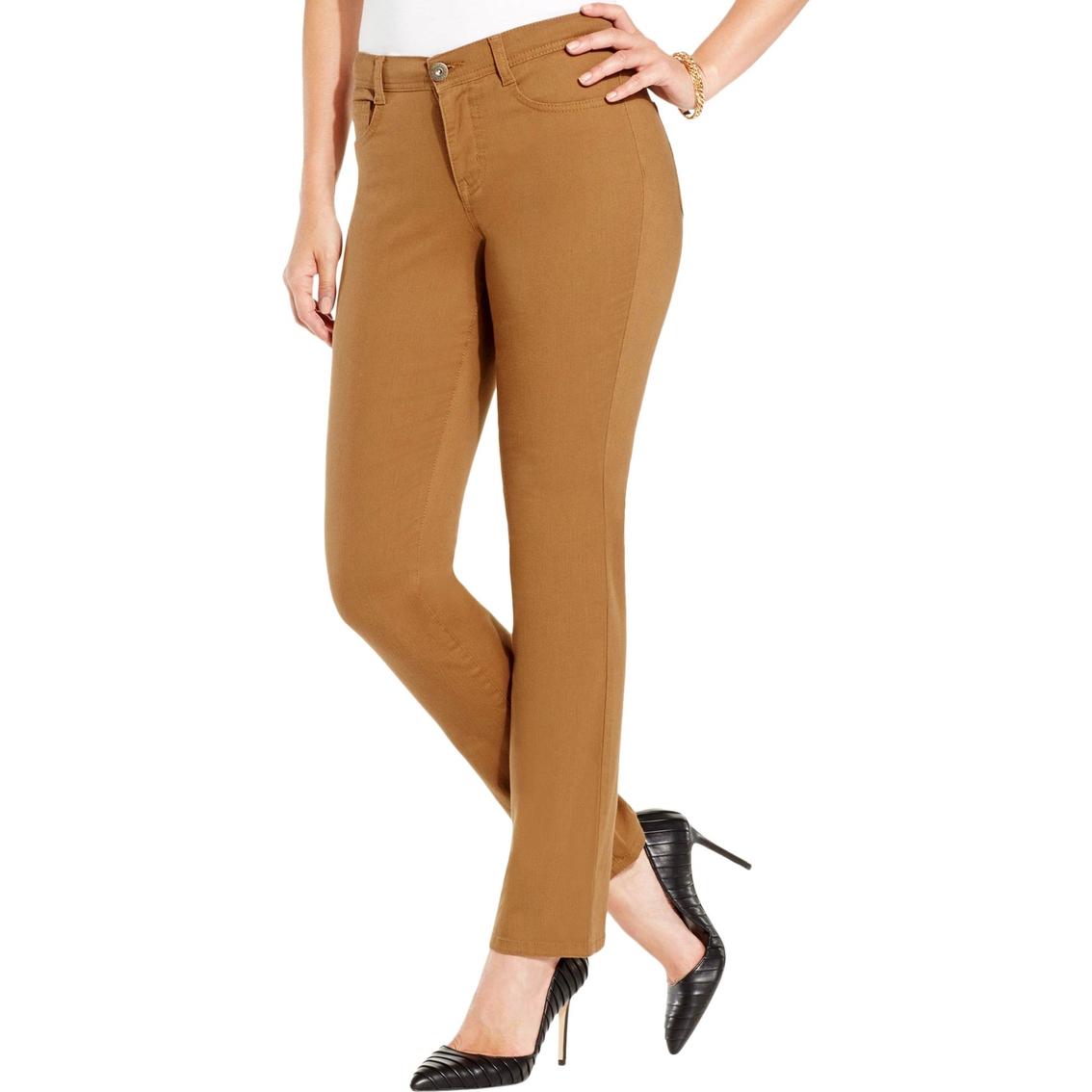 79afe3e07da Style & Co Petite Slim Leg Tummy Control Jeans | Jeans | Apparel ...
