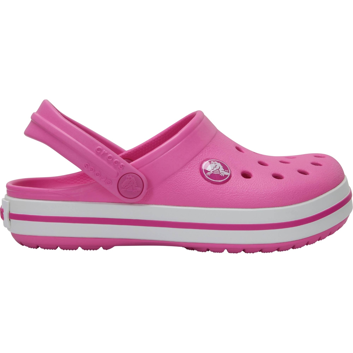 d2c4cf9afd9ef2 Crocs Girls Crocband Clogs