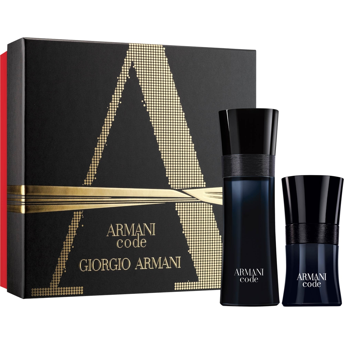 72a27e06b1e7 Giorgio Armani Code For Men 2 Pc. Gift Set
