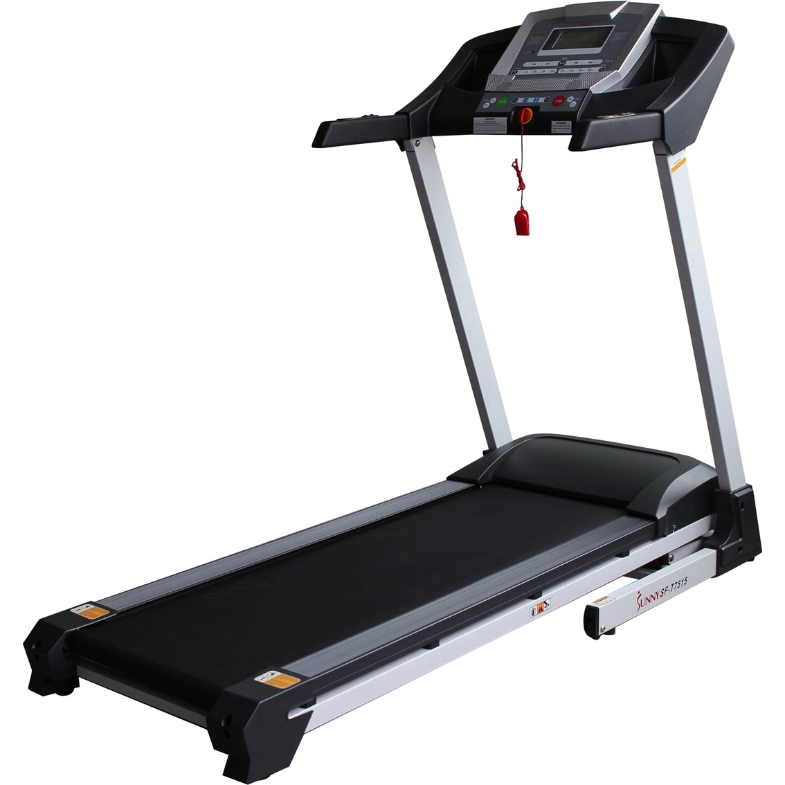 Sunny Health & Fitness Sf-t7515 Smart Treadmill With Auto Incline | Cardio  Equipment | Sports & Outdoors | Shop The Exchange