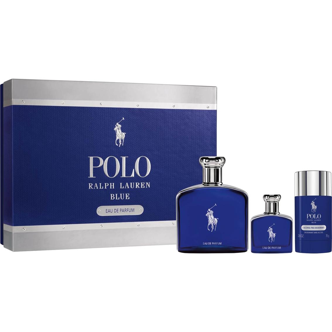 Ralph Lauren Polo Blue Edp 3 Pc. Gift Set  6f4313ed29406