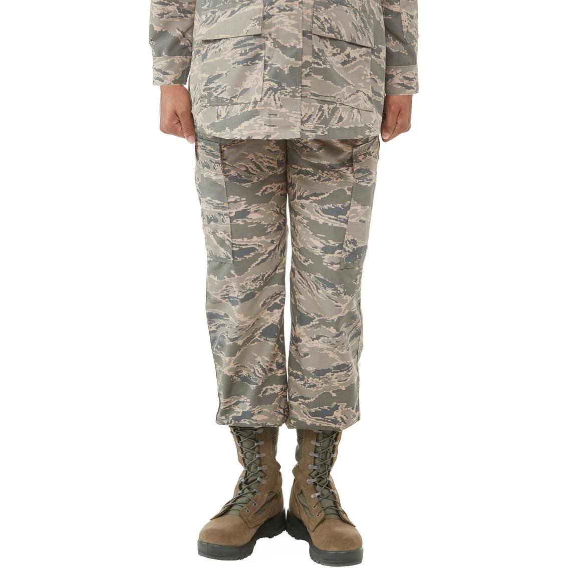 3eff63a130f Dlats Air Force Maternity Airman Battle Uniform (mabu) Slacks ...