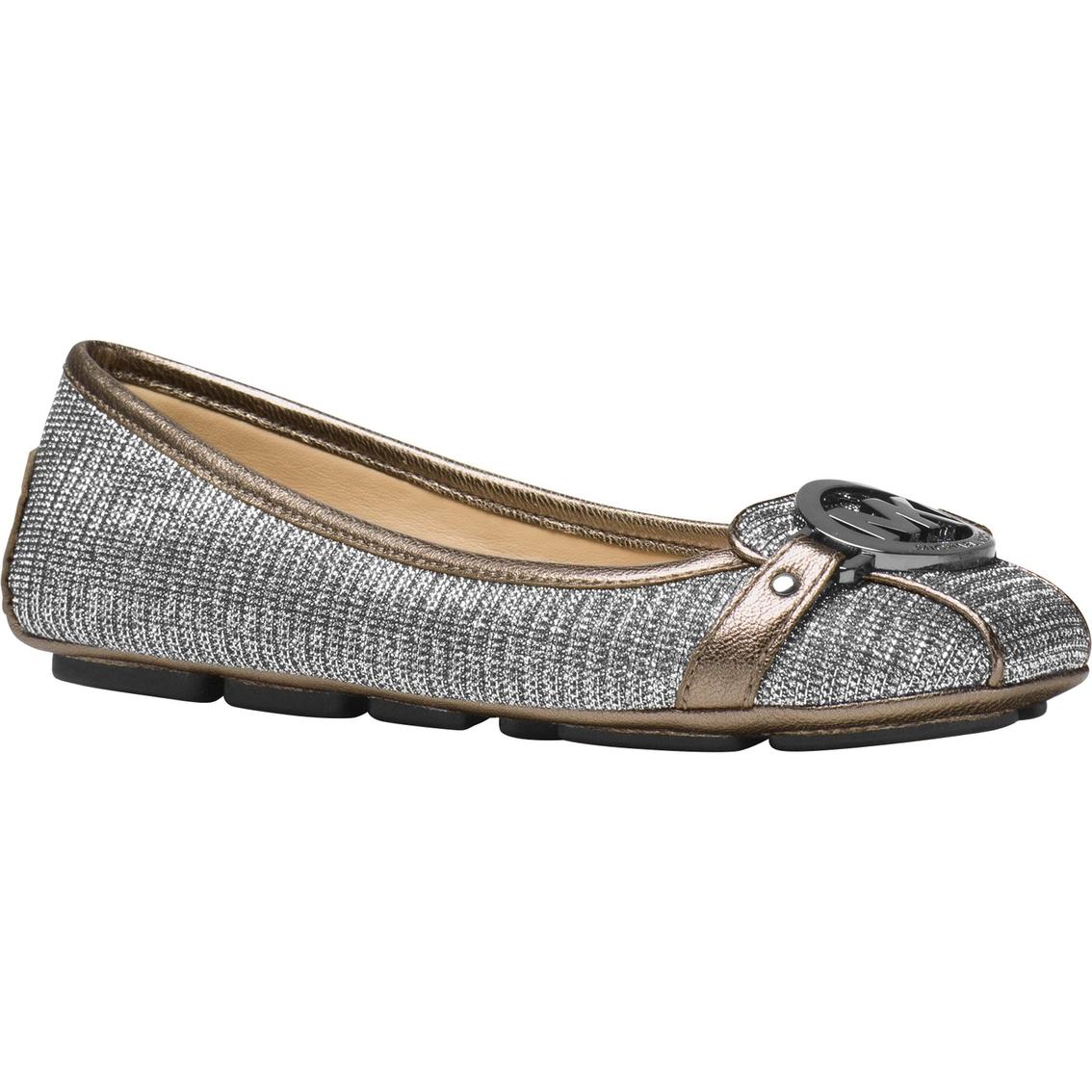 7f19fd64ede31 Michael Kors Glitter Fulton Moccasin Shoes