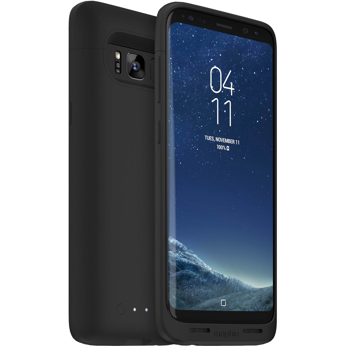 the best attitude 7db25 9b757 Mophie Juice Pack Battery Case For Samsung Galaxy S8 | Cell Phone ...