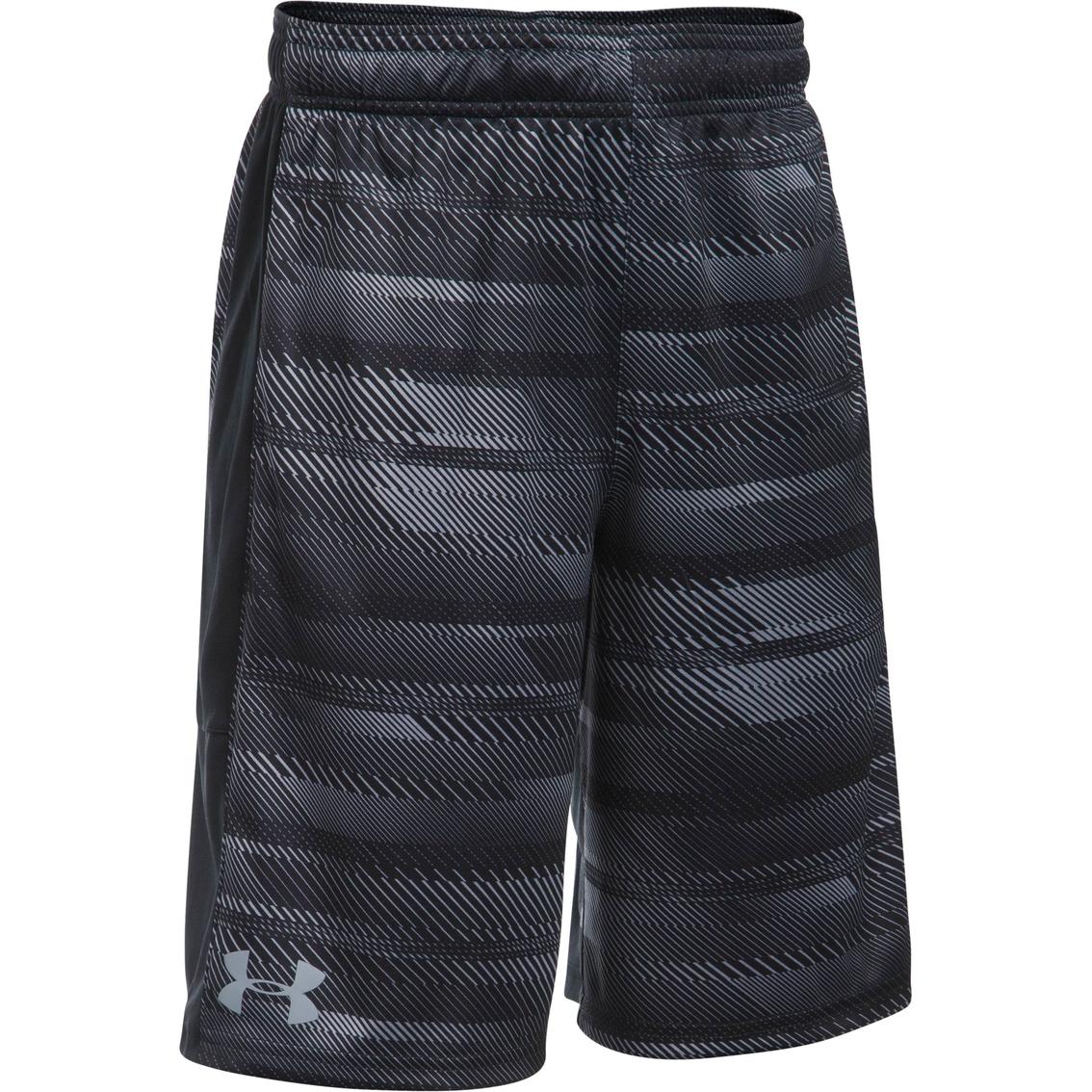 becdb441b Under Armour Boys Ua Stunt Printed Shorts | Boys 8-20 | Apparel ...