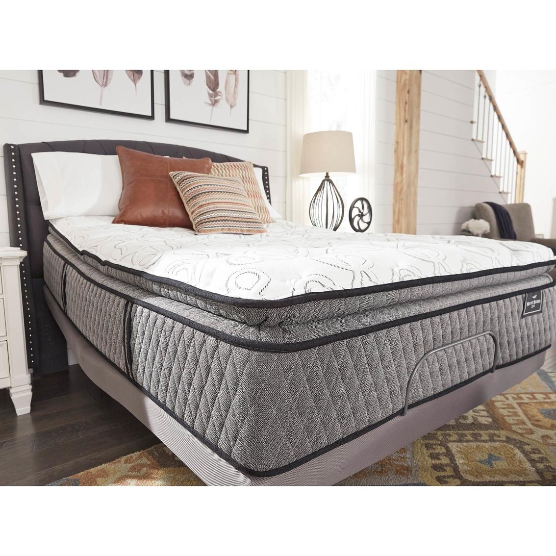 Sierra Sleep Mt Rogers Pillow Top Plush Mattress And