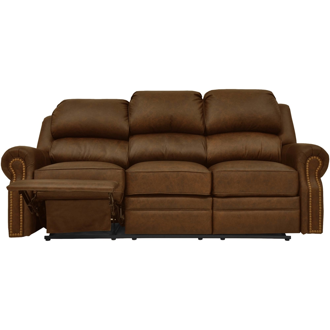 Omnia Leather San Juan Reclining Sofa
