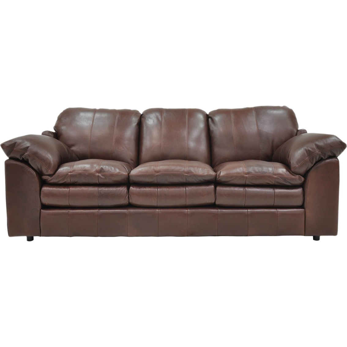 Delicieux Omnia Italian Ventura Leather Sofa