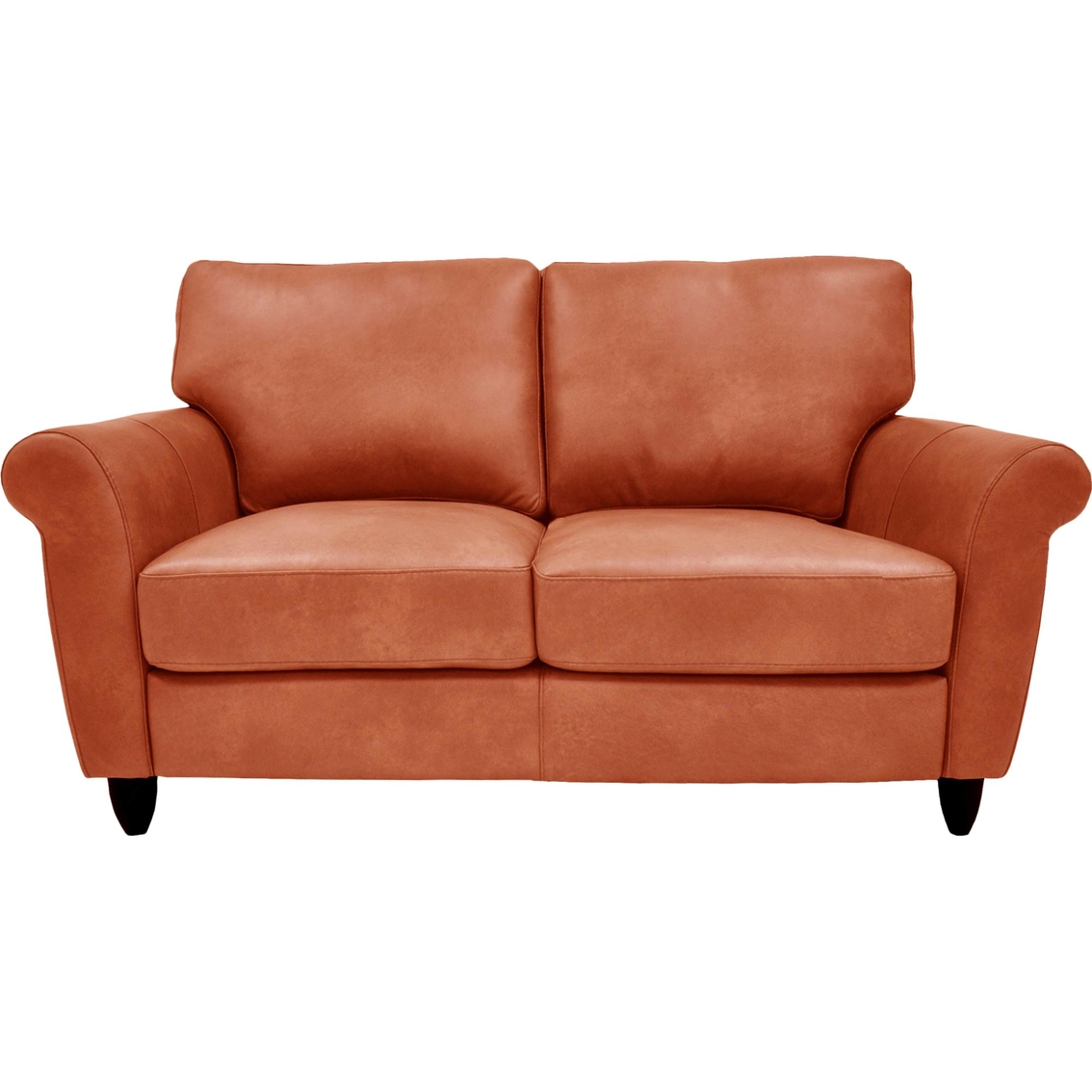 - Omnia Leather Cameo Loveseat Sofas & Couches Home & Appliances