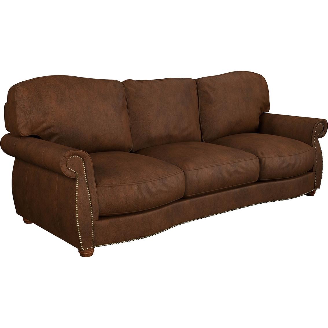Omnia Leather Huntington Sofa